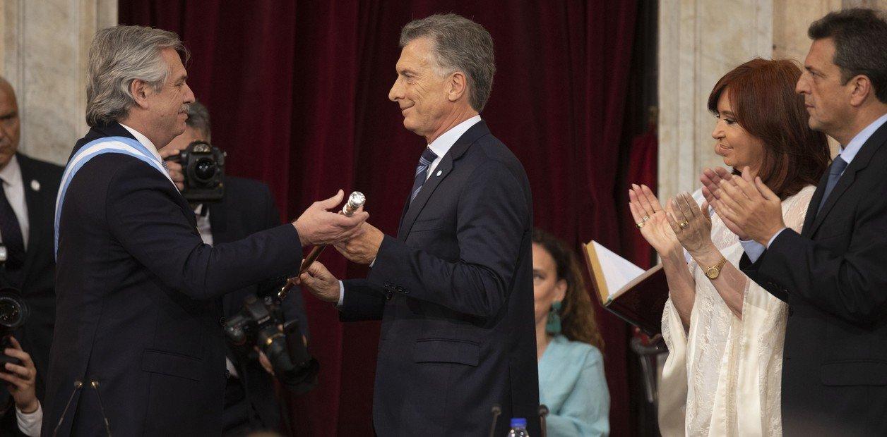 Juraron los ministros del Gabinete de Alberto Fernández