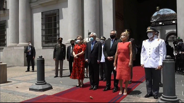 Alberto Fernández firmó convenios comerciales con Chile y encabezó una conferencia con Sebastián Piñera